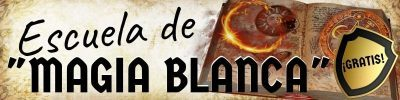 ESCUELA de MAGIA BLANCA – ¡GRATIS!
